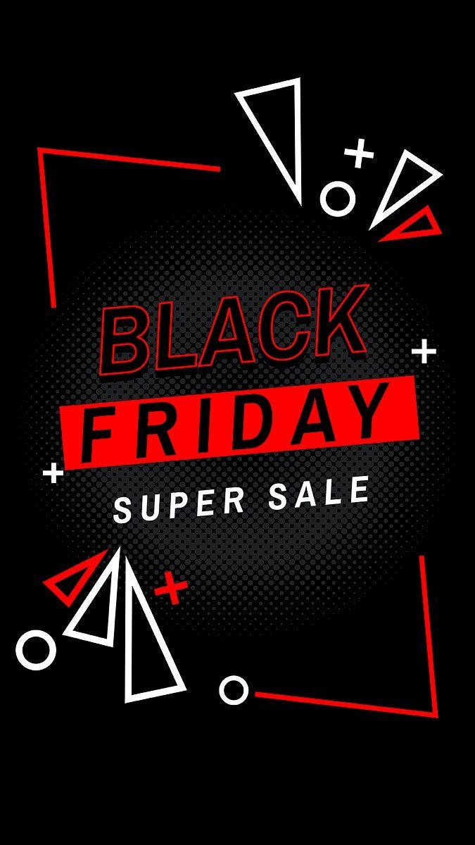 Download Premium Illustration Of Red Black Friday Psd Super Sale Banner Black Friday Black Friday Banner Black Friday Design