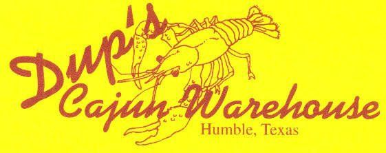 Dup's Cajun Warehouse in Humble, Texas - Live Crawfish for Sale