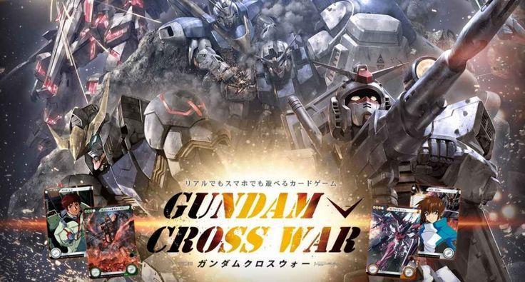 Gundam Cross War secondo lungo PV per il Card Game Online
