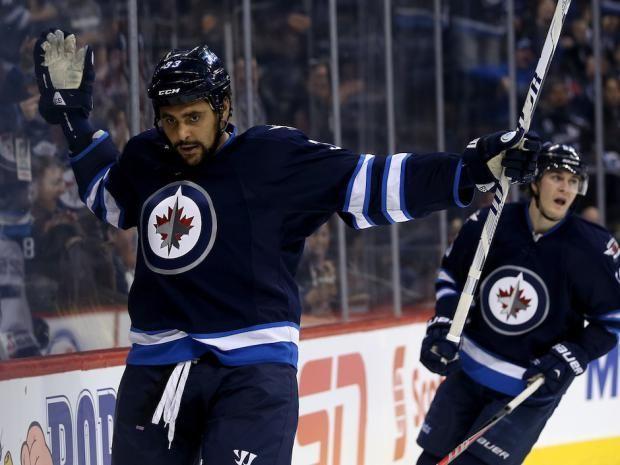 winnipeg jets players funny posts | Winnipeg Jets move Dustin Byfuglien to forward in hopes of ...