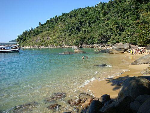 Praia da Conceição, Paraty (RJ)