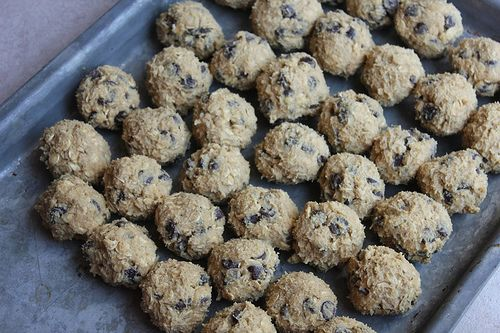 If you're not a fan of most freezer meals, can I encourage you to try making cookie dough and freezing it? I can almost guarantee you won't be able to tell a difference between frozen cookie dough and fresh cookie dough.