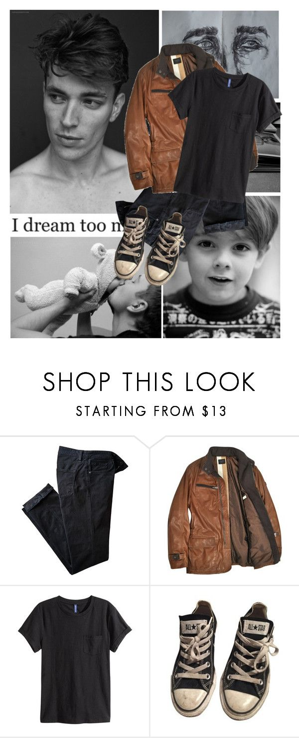 """""""//With those baby blue eyes, I realized I couldn't say no//"""" by foreverfrost ❤ liked on Polyvore featuring Forzieri, H&M and Converse"""