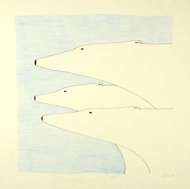 Inuit women contemporary art