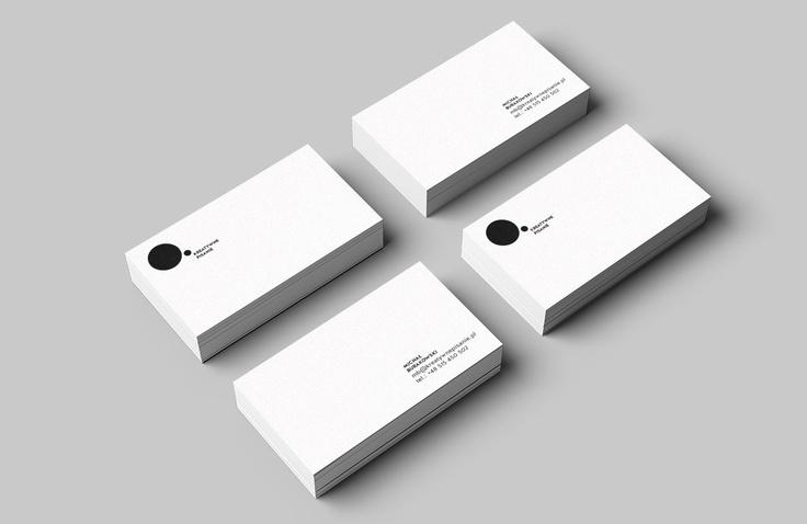 Kreatywne Pisanie business cards / Project: Brandnation (www.brandnation.pl)