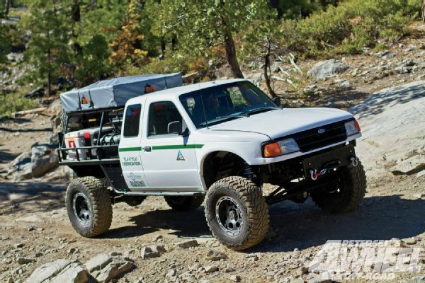 1993 Ford Ranger - Power Ranger - 4-Wheel & Off-Road Magazine