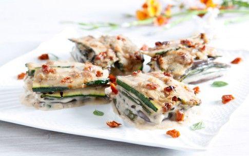 Preparazione Millefoglie di zucchine e melanzane - Fase 209359158