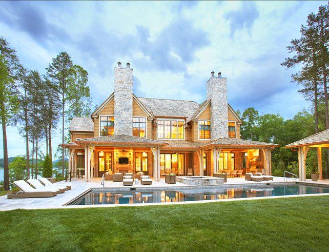 Pool. Dream Pool Design. #Pool #PoolDesign #Backyard