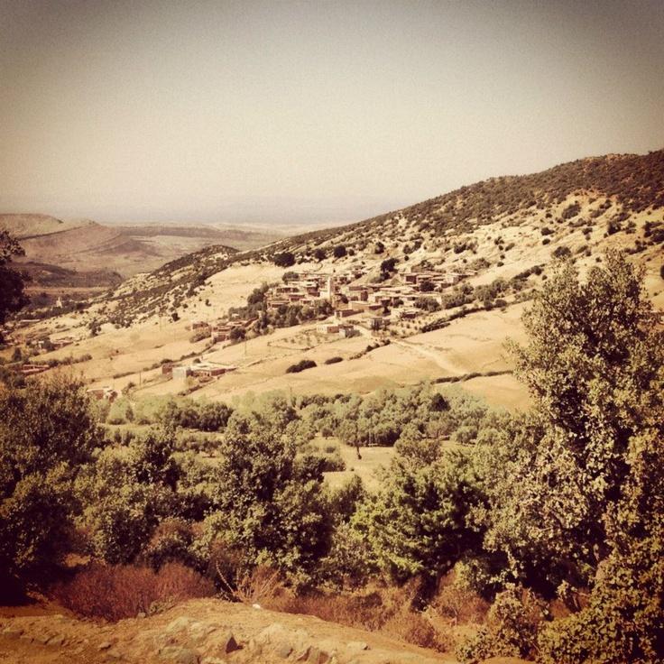 Marroccan view