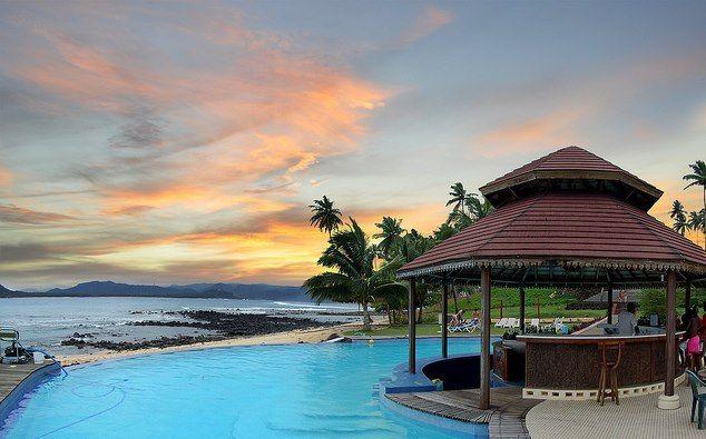 Amazing Sun7   Pestana Sao Tome Hotel   Paradisiac Places