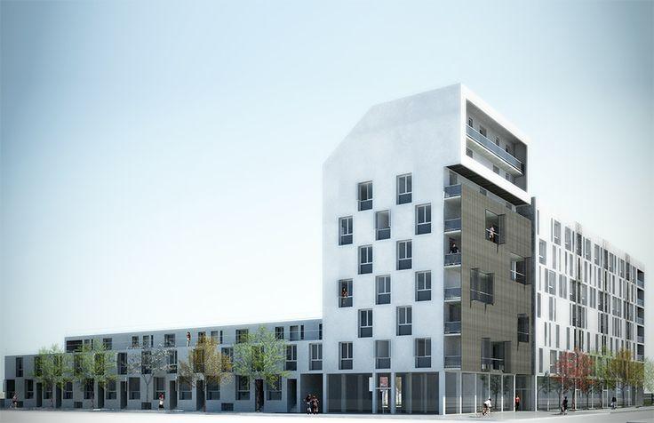 Housing quartiere Adriano - Milano