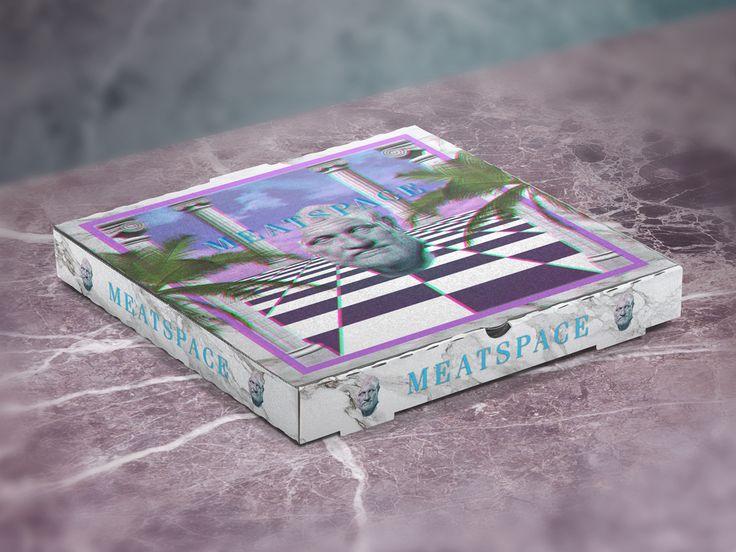 M E A T S P A C E - Vaporwave on Behance