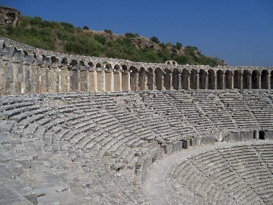 Enjoy Lycia's ancient history with day trips to Olympos, Perge, Termessos and Apollo's birth place.