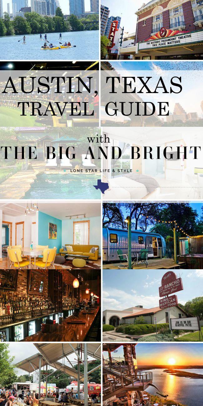 Austin, Texas Travel Guide by @horsesandheels