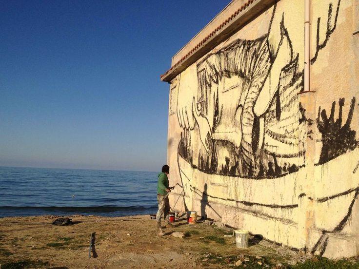 Nemo's, Collettivo Fx e Mangiatori di Patate, insieme al collettivo palermitano Fare Ala, hanno dato avvio al progetto Welcome To Palermo - Vamos a la plaja.