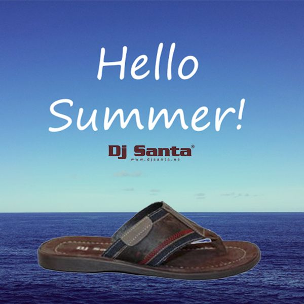 Así recibimos los fines de semana veraniegos sandalias mod. 2392 marrón http://goo.gl/uV6Nsp #summer #djsantashoes #sandalias #hombre #men #style #sandals