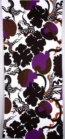 Fabric by Sven Fristedt, Katja of Sweden