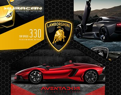 "Check out new work on my @Behance portfolio: ""Lamborghini Website Concept "" http://on.be.net/1OkMMWt"