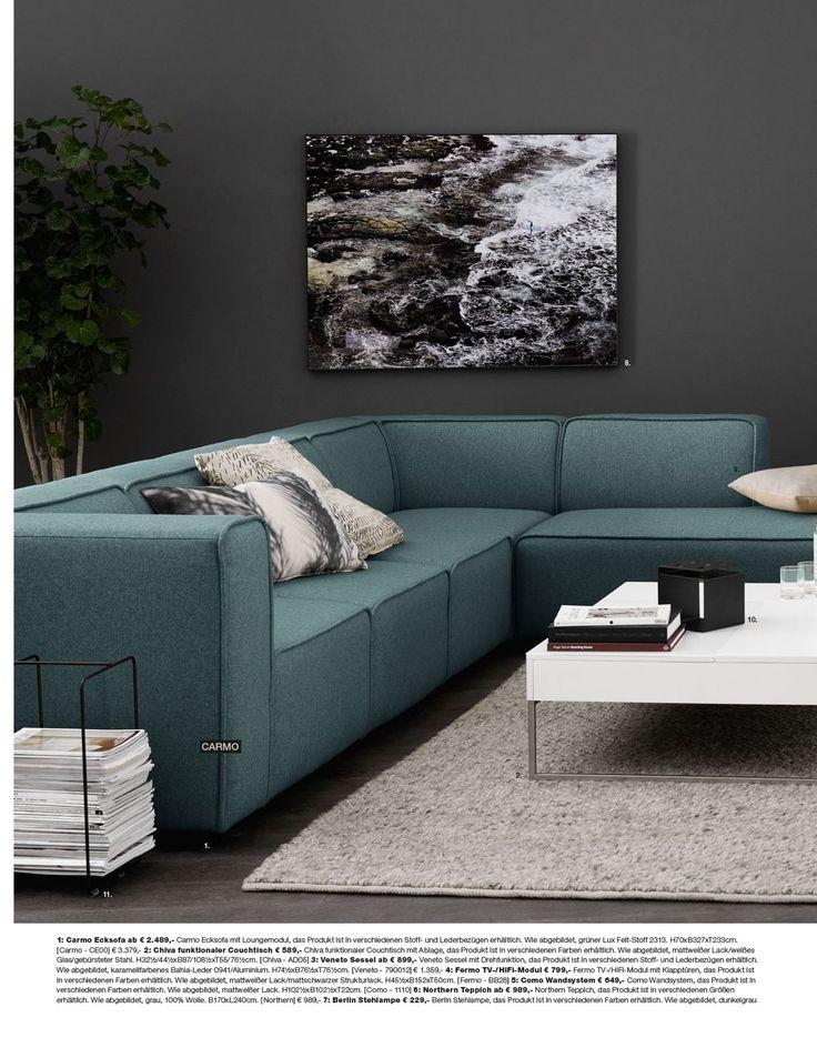 Sofa ohne st rende verrutschende kissen aber weich und for Sofa ohne kissen