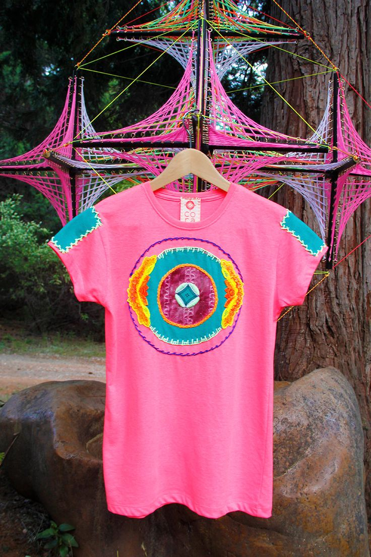 Unbelievable Pink by CORAclothing on Etsy