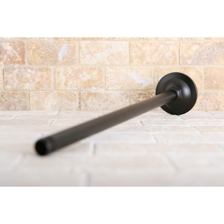 "Oil Rubbed Bronze Shower Arms 17"" Ceiling Mount Shower Arm K217A5"