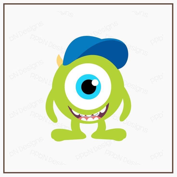PPbN Designs - Baby Monster (40% off for Members) , $0.30 (http://www.ppbndesigns.com/baby-monster/)