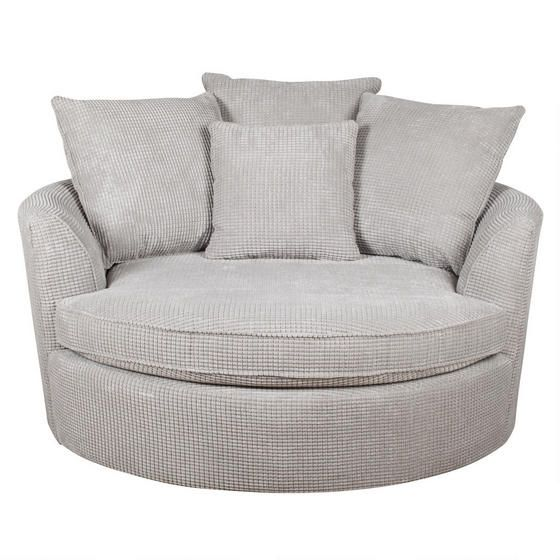 Nest Furniture Faster Chair - Bumps Silver