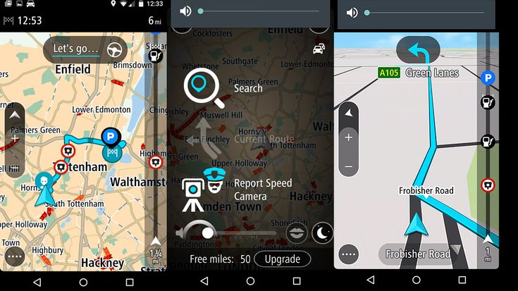 TomTom GO Mobile for Android review | New TomTom sat nav app uses the freemium model to entice users. But is there really such a thing as a free ride? Reviews | http://bestsatnavs.co.uk/tomtom-sat-nav/