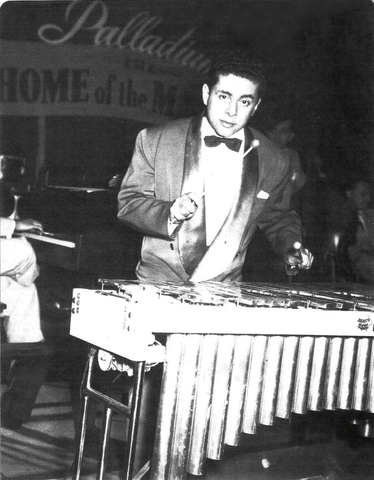 Tito Puente: 90 Years Of Getting People To Dance