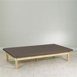 Upholstered Mat Platform In 2020 Upholster Mats Solid Hardwood