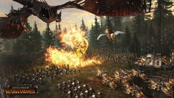 Total War: Warhammer's upcoming sequel and everything else Creative Assembly are doing
