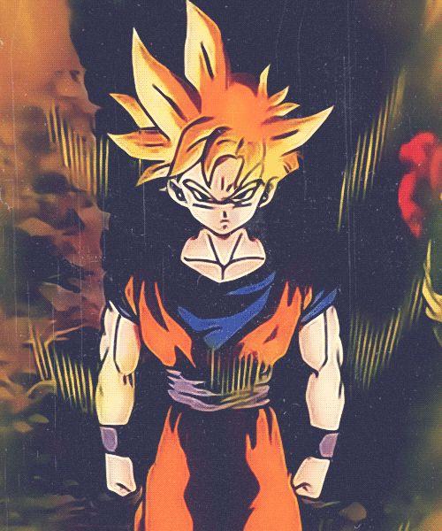 Son Gohan {Guerrier Saiyan} ~ Son Gohan (孫悟飯, Son Gohan) Kakarotto • {Fils de Son Gokû} ~ ㊗_Dragon_Ball_Z/GT/Kai/Super_㊗ ~ [✨GiF✨]