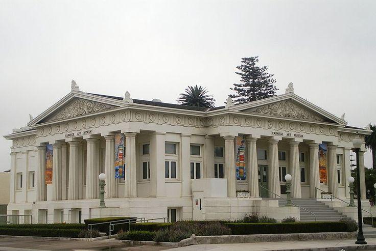 Carneige Art Museum, Oxnard, CA