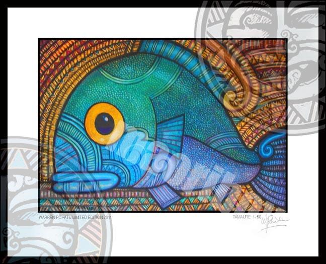 MAORIBOY: MAORIBOY ART WORKS