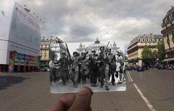 http://www.demotivateur.fr/article-buzz/ces-images-de-la-liberation-de-paris-se-fondent-dans-la-capitale-d-aujourd-hui--2419