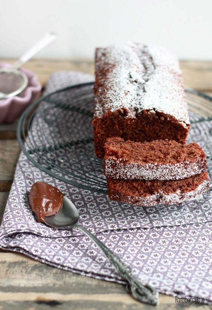 8 Ingredient quick Nutella Cake // Schneller Nutella Kuchen mit nur 8 Zutaten
