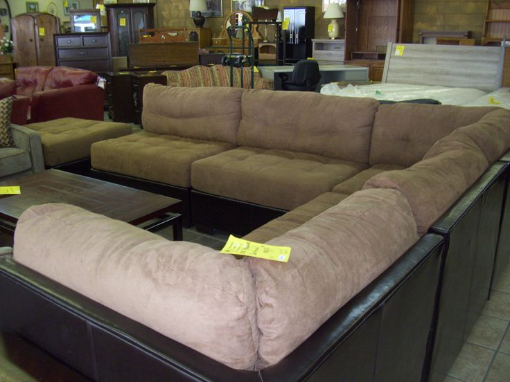 6 Piece Modular Sectional Sofa : modular sectional couch - Sectionals, Sofas & Couches