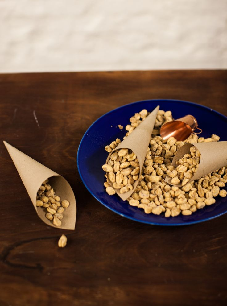 Festa do Amendoim: petisco doce!