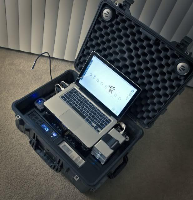 Mobile DIT / Data Transfer station - (on a $2K budget) - Scarletuser.com