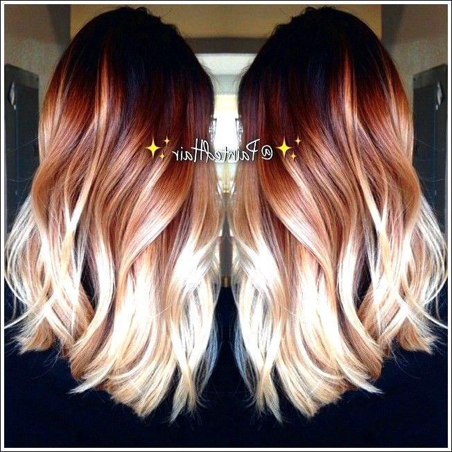 20 Heissesten Ombre Frisuren 2018 Trendy Ombre Haarfarbe Ideen