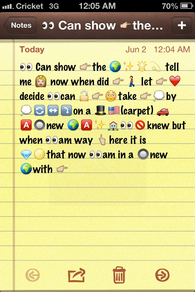 20 best Emoji text messages images on Pinterest