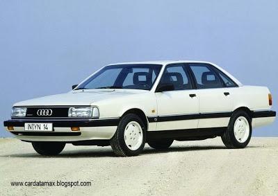Audi 200 (1989)