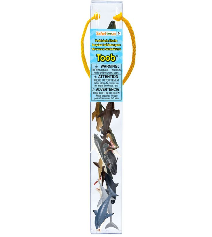Buy the Safari Ltd® Prehistoric Sharks TOOB® at Michaels.com. These prehistoric sharks by Safari Ltd are the perfect way to teach your kids all about the largest sharks that existed.