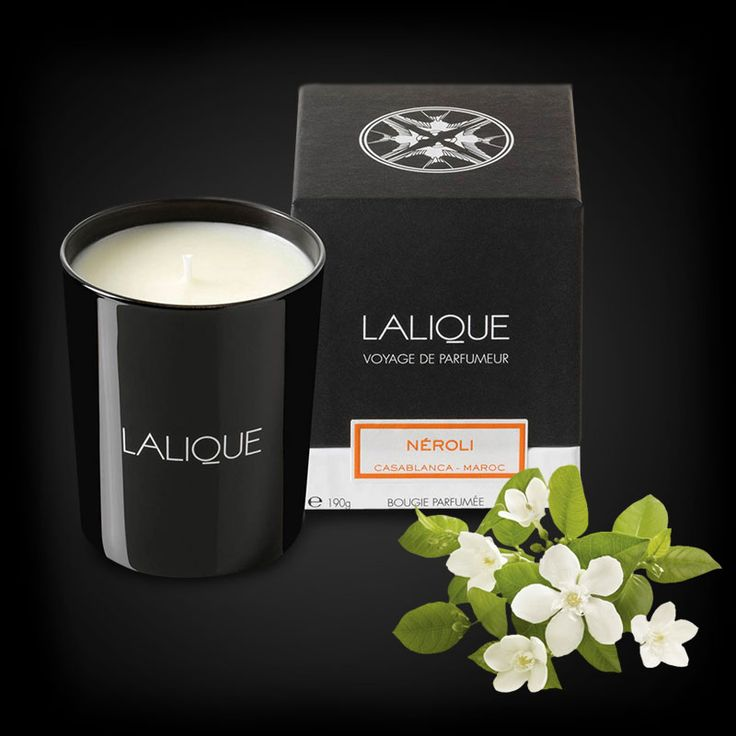 CASABLANCA / North africa, the land of citrus fruits, is home to the bitter orange tree. Its fragile flowe yuelds neroli essence whose scent is, paradoxically, both powerful and delicate. Mandarin orange and bitter orange sparkle in the candel's top notes against a heart of neroli and sambac jasmine, accentuating the opulence of white flowers over a base of patchouli, amber and vanilla. A sunny fragrance infused with luxury, calm and voluptuousness.