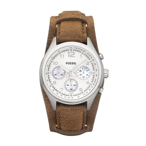 Fossil Armbanduhr Damen Holz ~ Fossil Damen Armbanduhr Sport Analog Leder CH2795, #watches