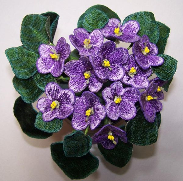 Flowers make everything better, so why not stitch up some flower embroidery designs? We have lace, appliqué, and even three-dimensional flower embroidery designs. Some of these look so real, you may not believe your eyes!