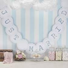 Image result for versiering bruiloft