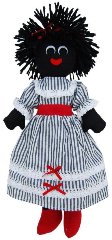 Emma Golly Doll - 30cm http://www.thelookathome.com.au/shop/item/emma-golly-doll-30cm