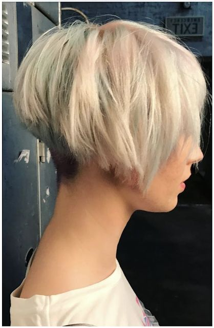 easy to manage short hairstyles for fine hair | Haar