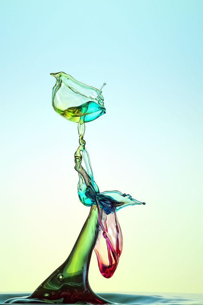 Liquid Art by Markus Reugels